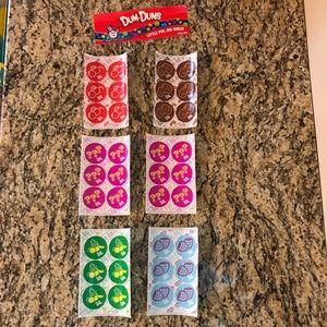 Dum Dum sticker pack